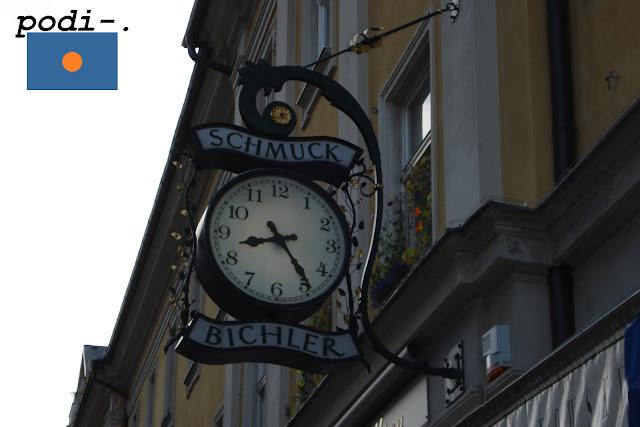 Salzburgo - schmuck bichler, joyería