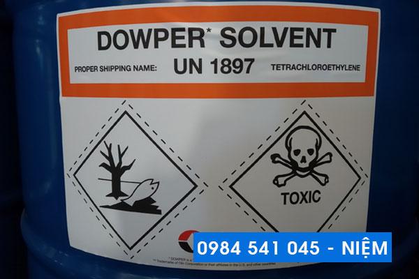 Dung môi công nghiệp giặt khô Dowper Solvent