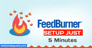 Customize Google Feedburner for your Blogger in just 5 minutes |