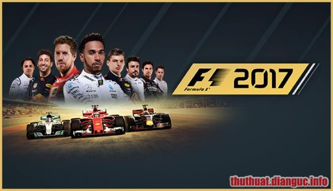 Download Game Đua Xe F1 2017 Full Crack