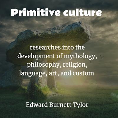 Primitive culture Free PDF book  by Edward Burnett