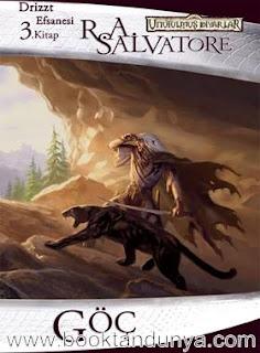 R. A. Salvatore - Unutulmuş Diyarlar - 03 - Kara Elf Üçlemesi - 3 - Göç