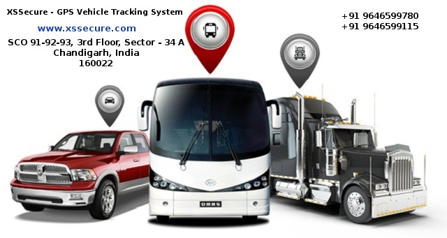 GPS Tracking System in Chandigarh