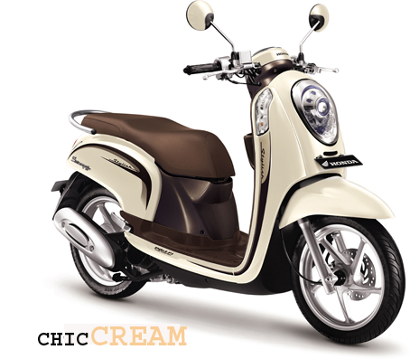 New Honda Scoopy Pgm Fi Sporty And Stylish The New Autocar