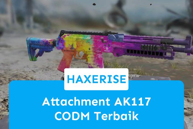 attachment ak117