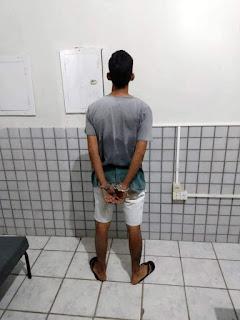 4º BPM realiza operações policiais e homem com mandado de prisão é detido em Guarabira