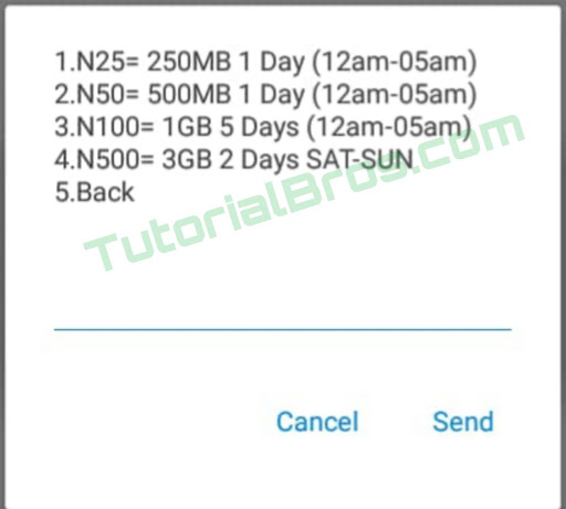 Are you the type who love Browsing the internet at midnight? if you are such, then with just N100, you can get 1GB of data from glo.
