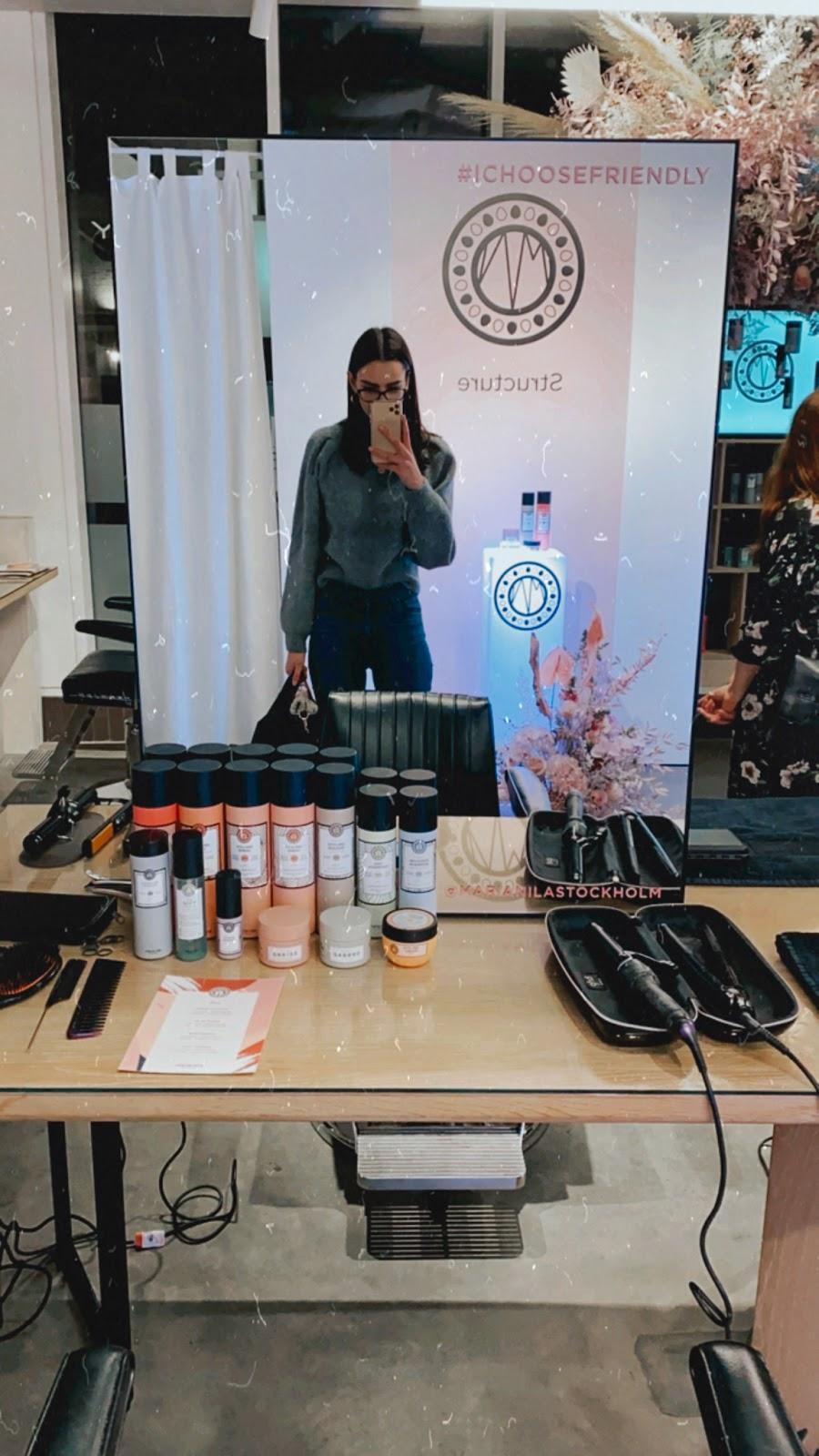maria nila stockholm haircare