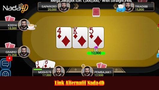 Link Alternatif Nada4D