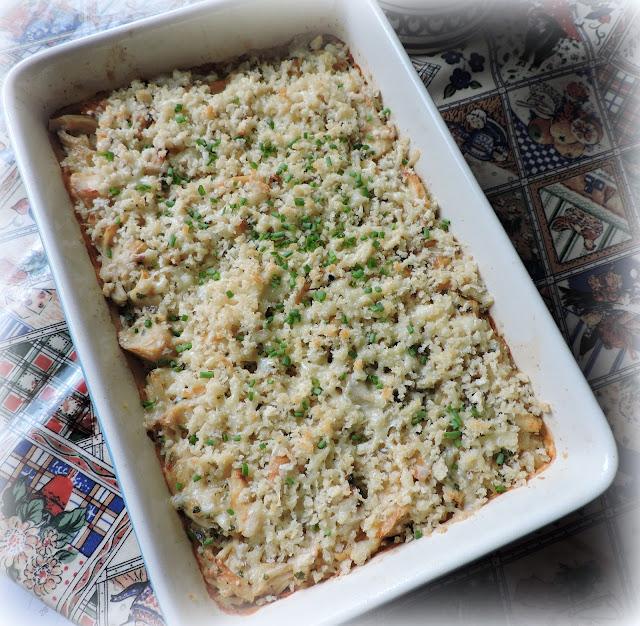 Garlic Chicken & Rice