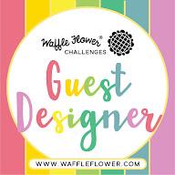 Guest Designer at Waffle Flower Crafts
