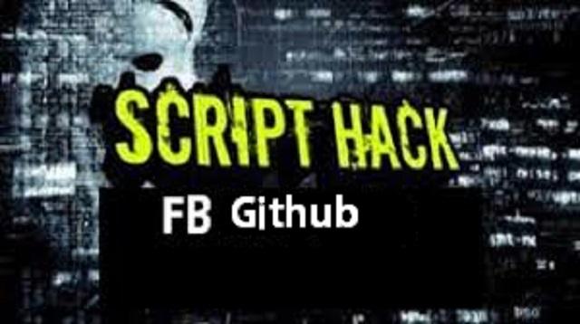 Script Hack FB Github