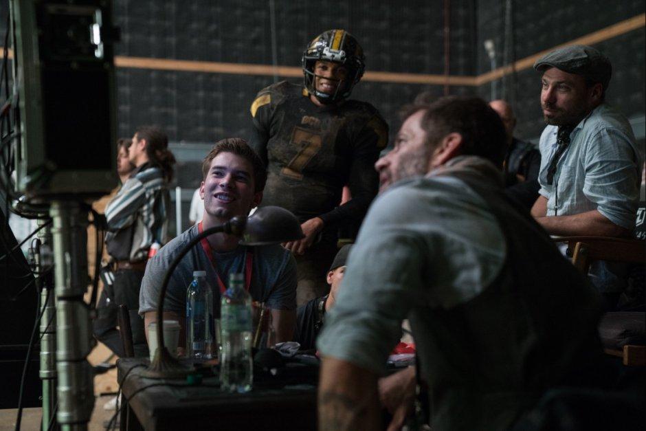 Zack Snyder Son