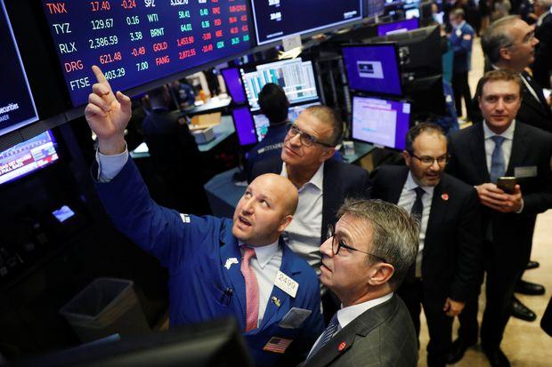 Wall Street nuevo récord