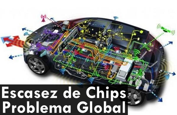 Escasez de Chips Autos
