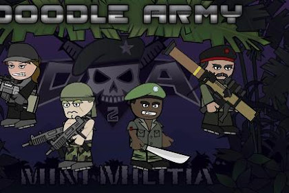 Download Game Android Doodle Army 2 : Mini Militia