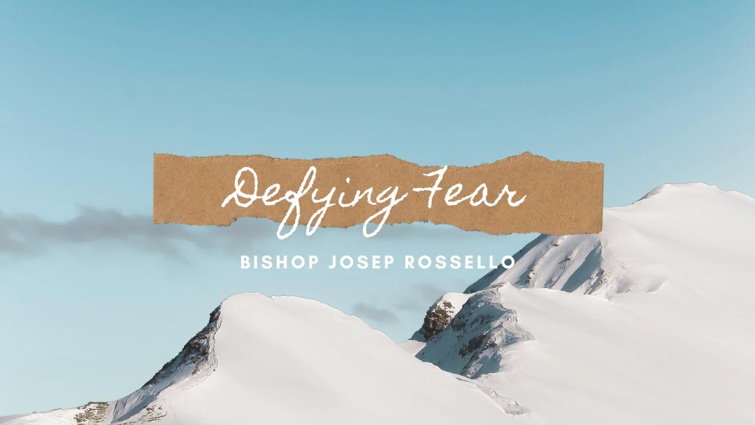 DEFYING FEAR
