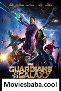 Guardians of the Galaxy (2014) Full Movie Dual Audio Hindi HDRip 1080p | 720p | 480p | 300Mb | 700Mb | ESUB | {Hindi+English}