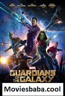 Guardians of the Galaxy (2014) Full Movie Dual Audio Hindi Blu-Ray 720p