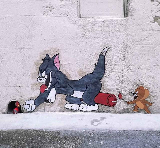 فن الرسم على الجدران, street art,رسم على الجدران ,رسم على جدران ,رسم على الحائط
