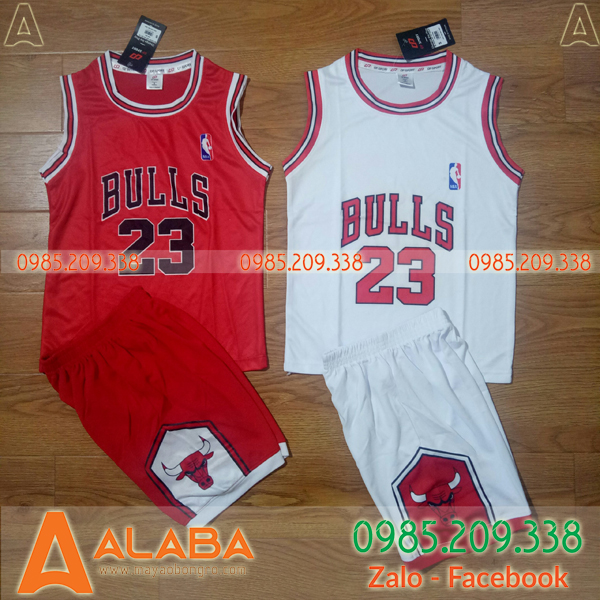 Áo bóng rổ trẻ em đẹp