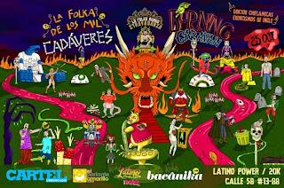 La Folka de los Mil Cadáveres Bogota