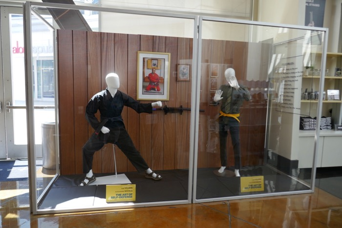 Art of Self-Defense film costumes