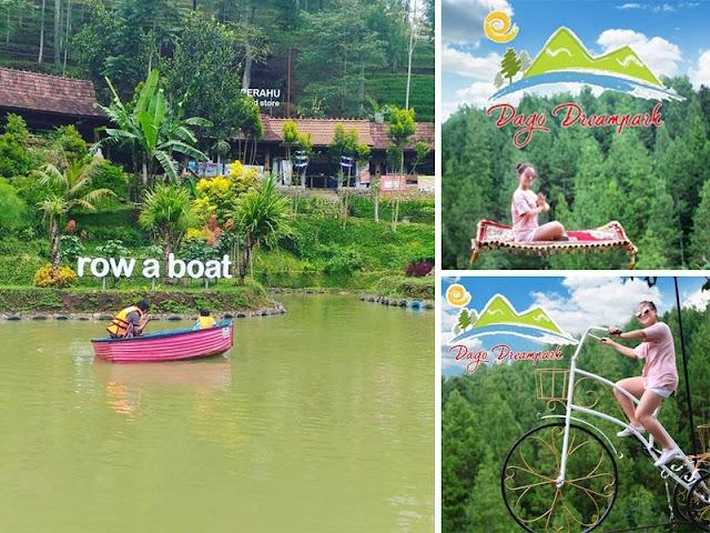 Price List dan Wahana Terbaru Wisata Dago Dreampark