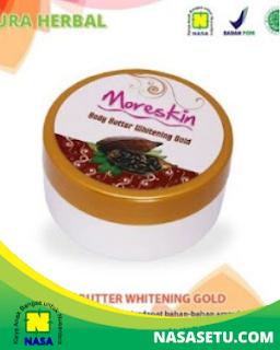 Body Butter Whitening And Vit E Gold