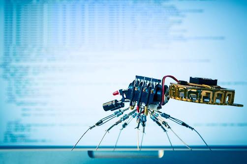 Spiders bot - Công cụ thu thập dữ liệu của Google