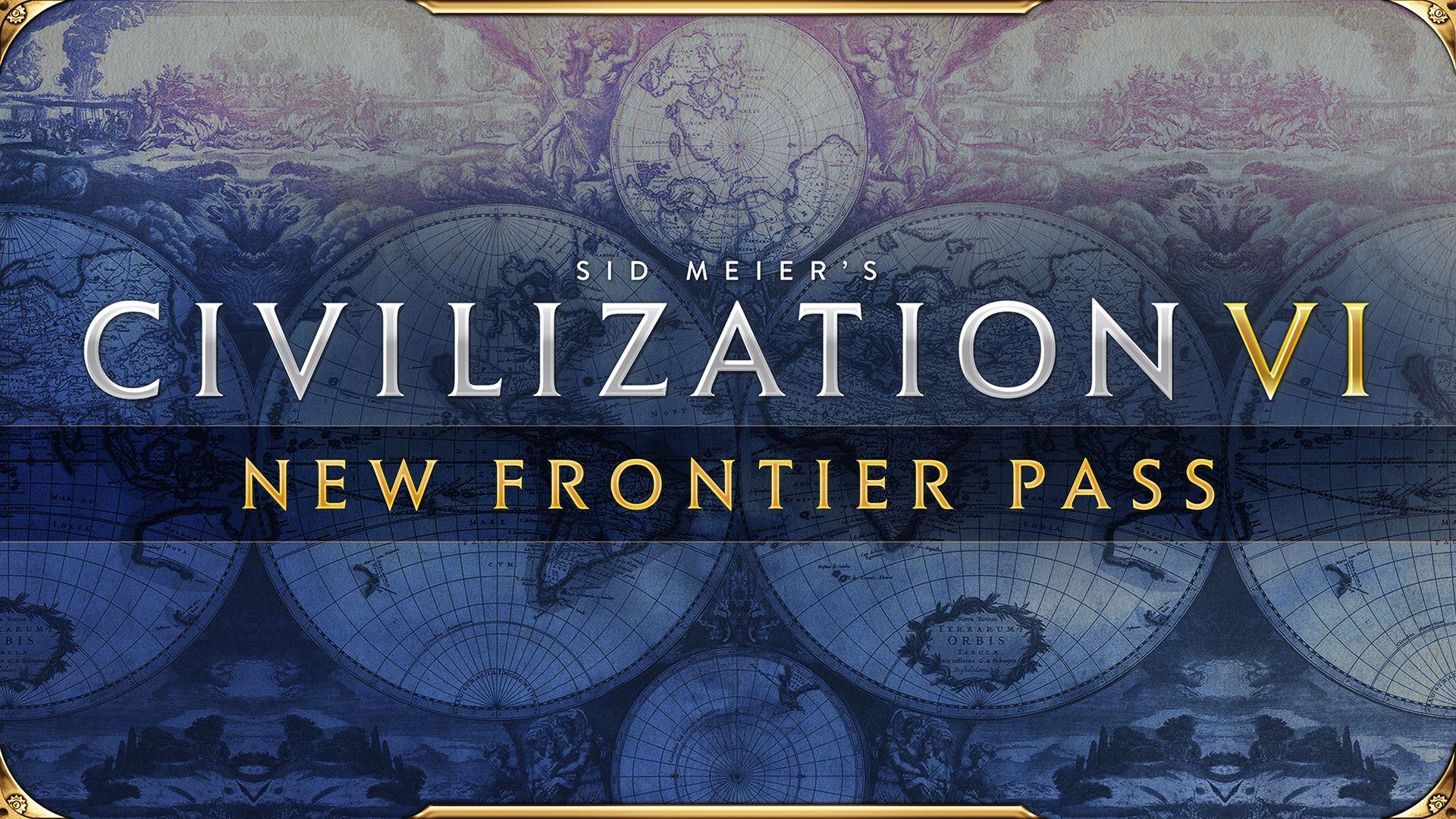 Aspyr Announces Sid Meier's Civilization VI - New Frontier Pass Will Arrive August 24 on iOS
