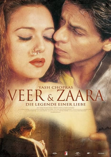 Veer Zaara 2004 Full Movie Download 720p, 1080p hd extramovies