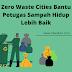 Zero Waste Cities Bantu Petugas Sampah Hidup Lebih Baik