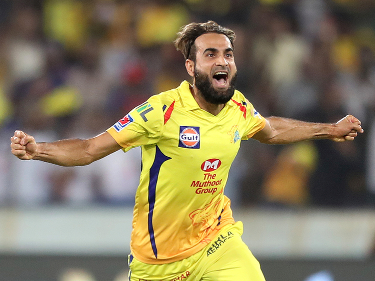 Imran Tahir is the leading spinner for CSK