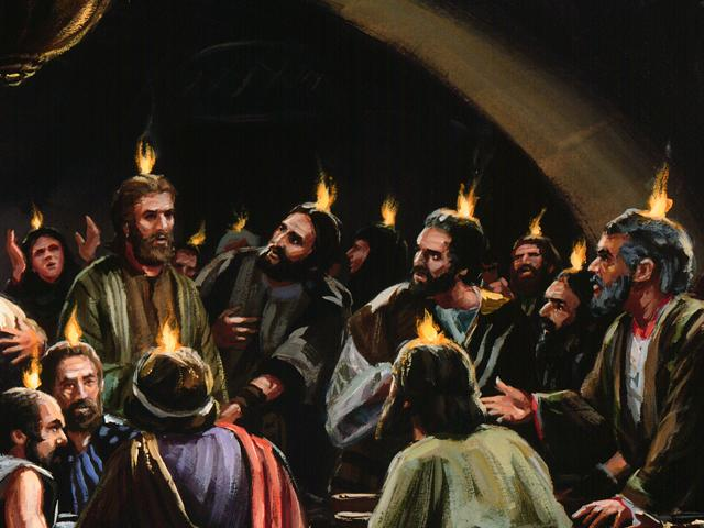 obra do espirito santo biblia