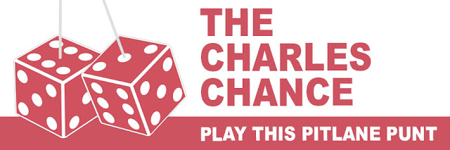 The Charles Chance: play this Pitlane Punt