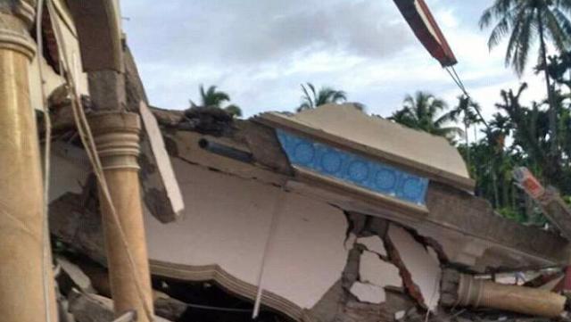 Konflik mulai terjadi, Korban Gempa Protes Hasil Verifikasi