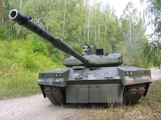 Main Battle Tank PT-16