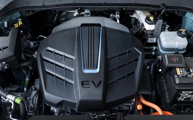 Hyundai IONIQ & KONA Electric Engine
