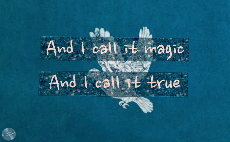 Magic Coldplay