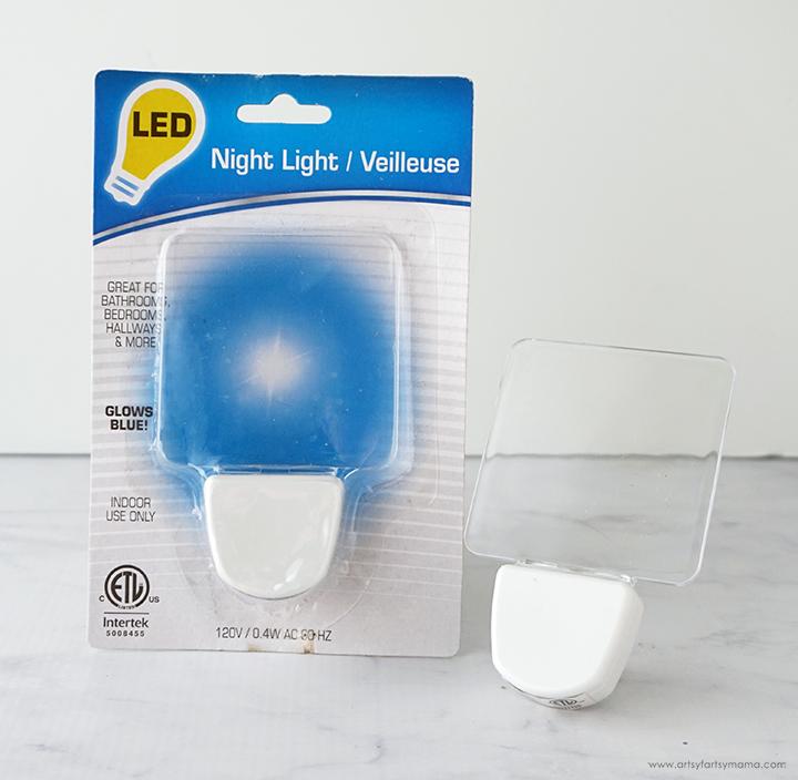 Dollar Store LED Night Light