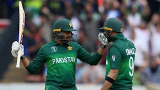 Pakistan vs South Africa 30th Match ICC Cricket World Cup 2019 Highlights