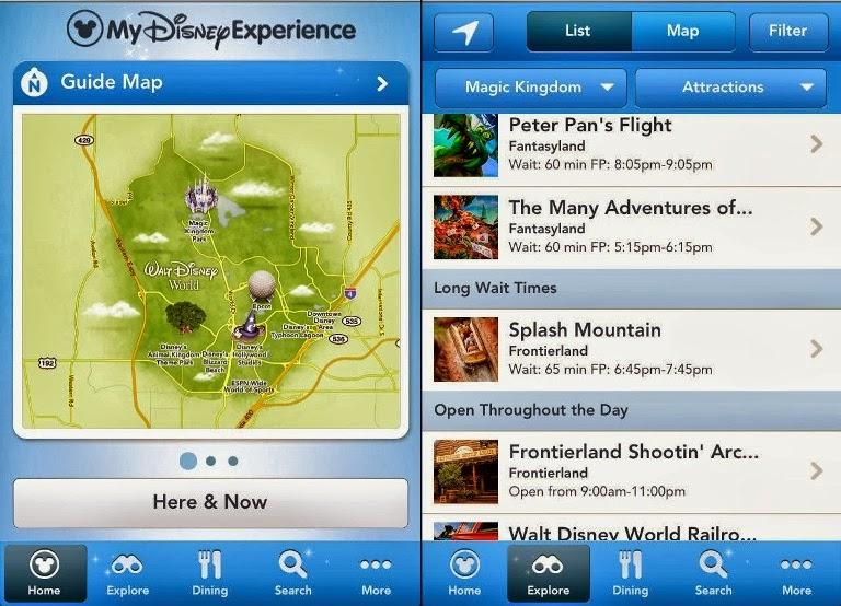 My Disney Experience App Orlando