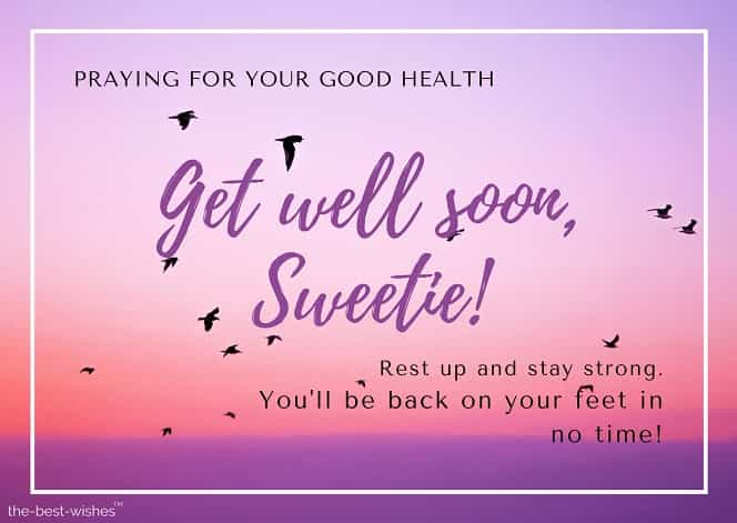 get well soon cards images for her