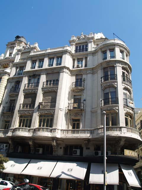 ca17b8766 Caminando por Madrid: Gran Vía, 8