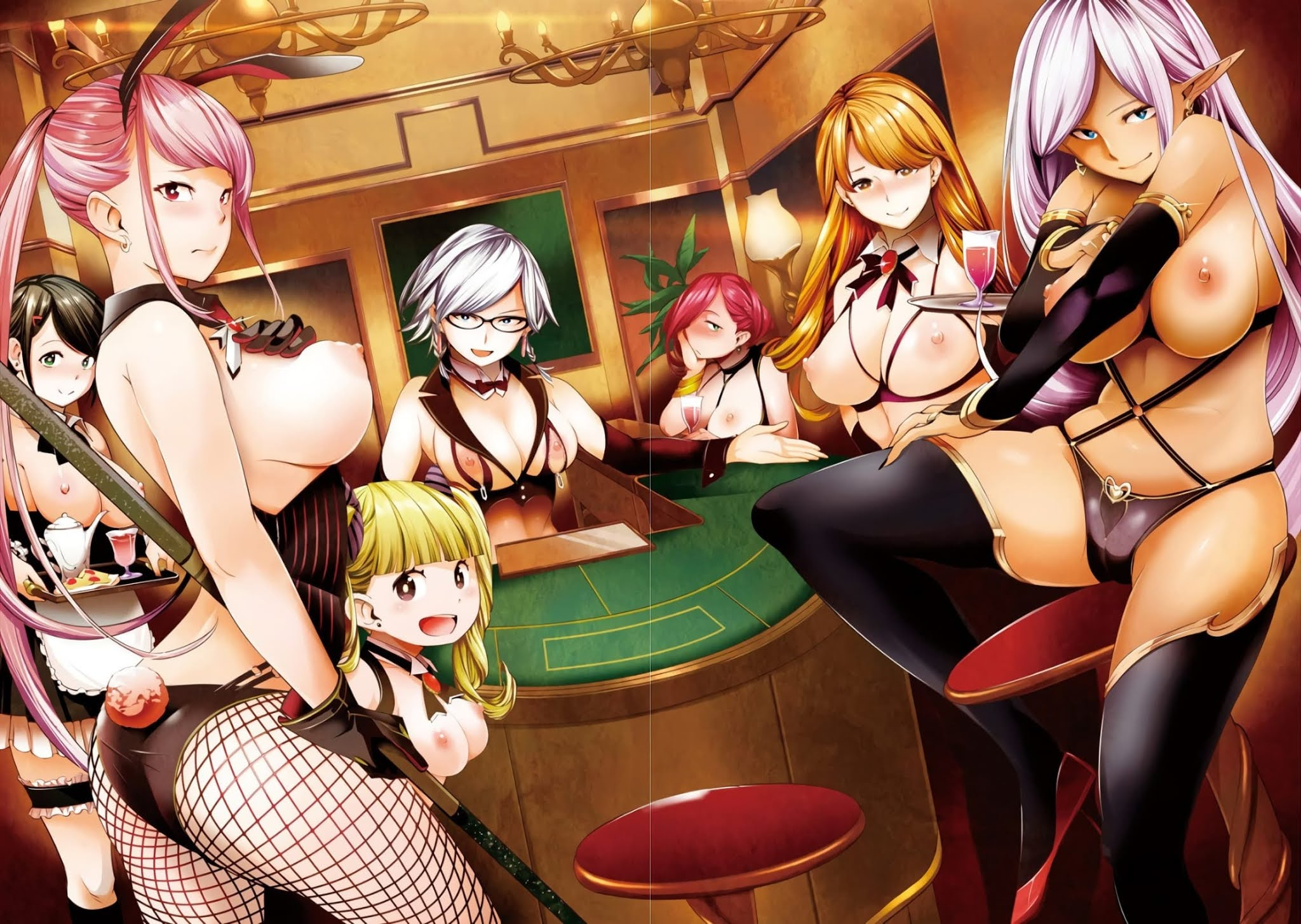 World's End Harem Fantasia ตอนที่ 5