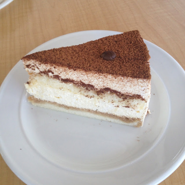 Tiramisu at Room For Dessert