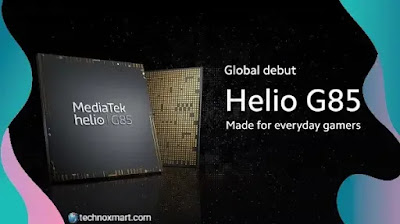 mediatek helio g85 soc launch