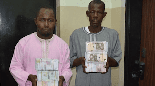 EFCC arrests two men with N45M worth fake notes