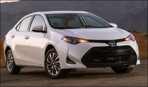 2017 toyota corolla mid size sedan toyota update review. Black Bedroom Furniture Sets. Home Design Ideas